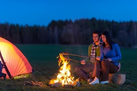 Tent-Couple