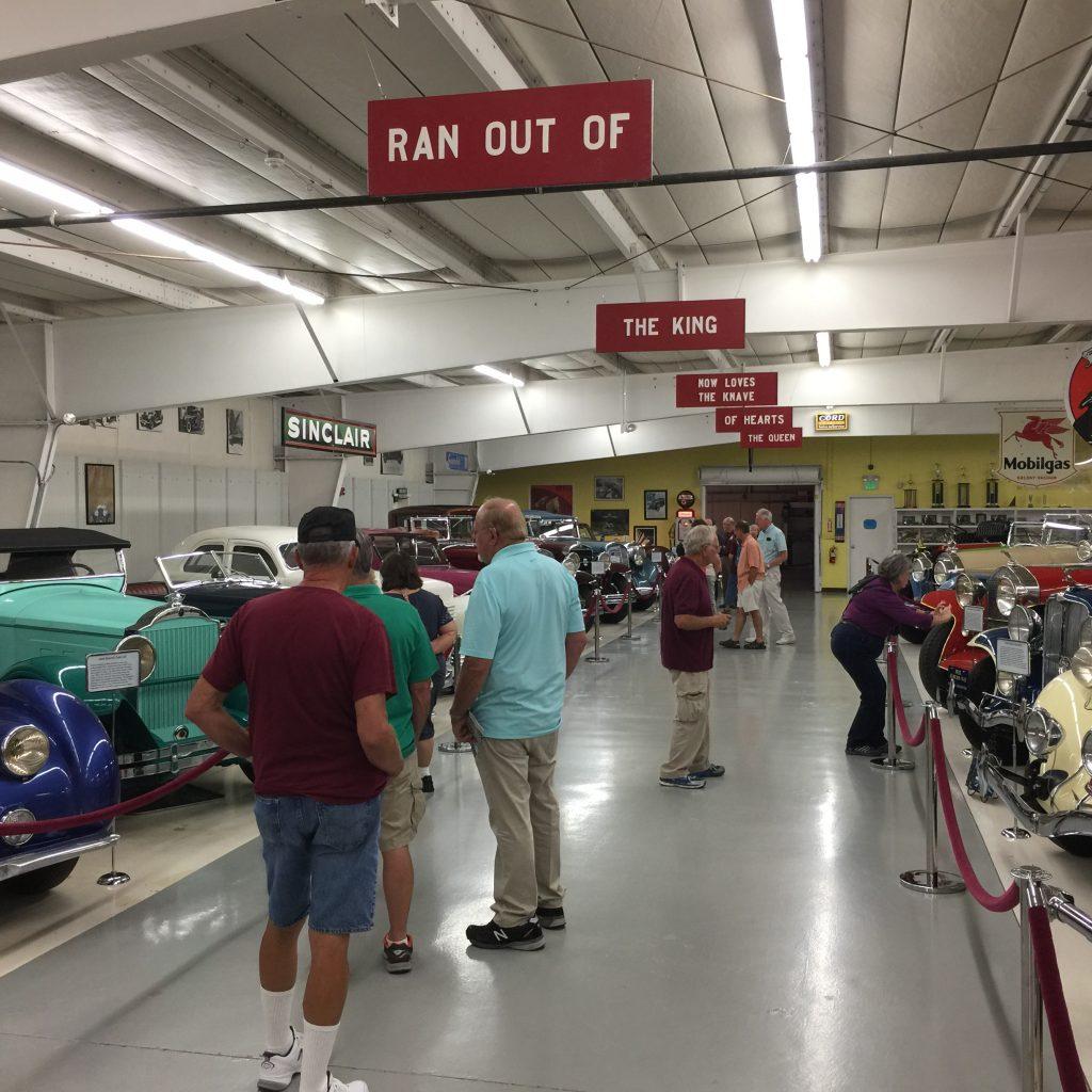 Clive Cussler's Car Museum