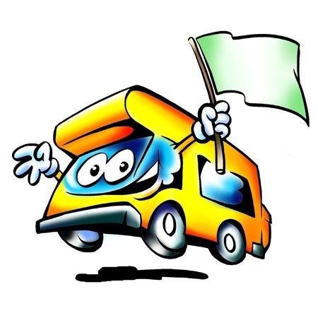 Motorhome clipart