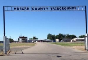 Morgan county Fair Grounds