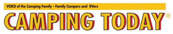 Camping Today newsletter header