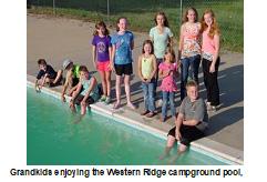 western ridge campground
